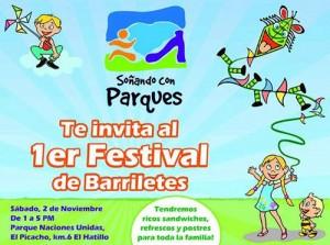 I Festival de Barriletes
