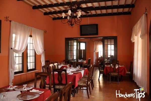 Restaurante casa romero honduras tips for Restaurante casa jardin