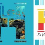 El color azul turquesa del logo, además de ser el color insignia de la bandera nacional, representa también la riqueza de los mares, ríos, playas, la geografía con la que Honduras ha sido bendecida.
