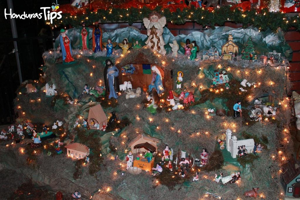 Para la mayoría de hondureños la Navidad es una época de recogimiento espiritual.