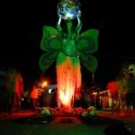 Trinidad, Santa Bárbara celebra el gran espectáculo de Las Chimeneas Gigantes