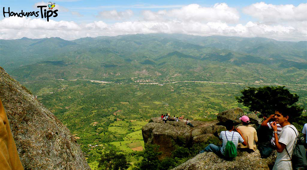 La Piedra de Cayaguanca, Ocotepeque.