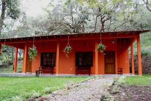 Termas del Río Lodge en Gracias Lempira Honduras