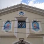 La iglesia de Intibucá