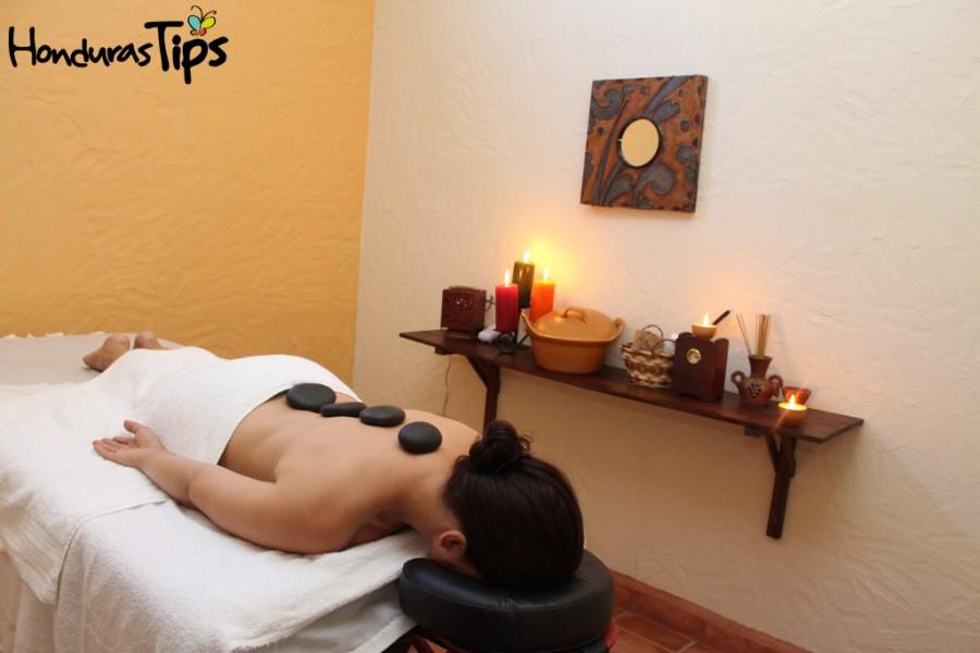 Alcance un estado de tranquilidad serena, una agradable sensación de plenitud y satisfacción en Spa Copán Colonial.