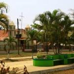 Santa Bárbara y una de sus vitrinas a la historia de Honduras: Pinalejo