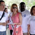 """""""Honduras es más"""" demuestran compatriotas en Miami"""