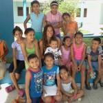 Artista estadounidense canta al amor en Honduras