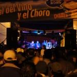 Cronograma de Actividades IX Festival del Choro y el Vino