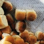 Pan de coco al estilo hondureño
