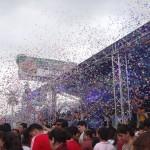 Diversión a lo grande en el carnaval de San Pedro Sula