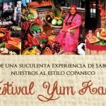 Festival Yum Kaax: una experiencia de sabores copanecos