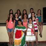 Pequeñas embajadoras de patrimonio de Honduras visitan España