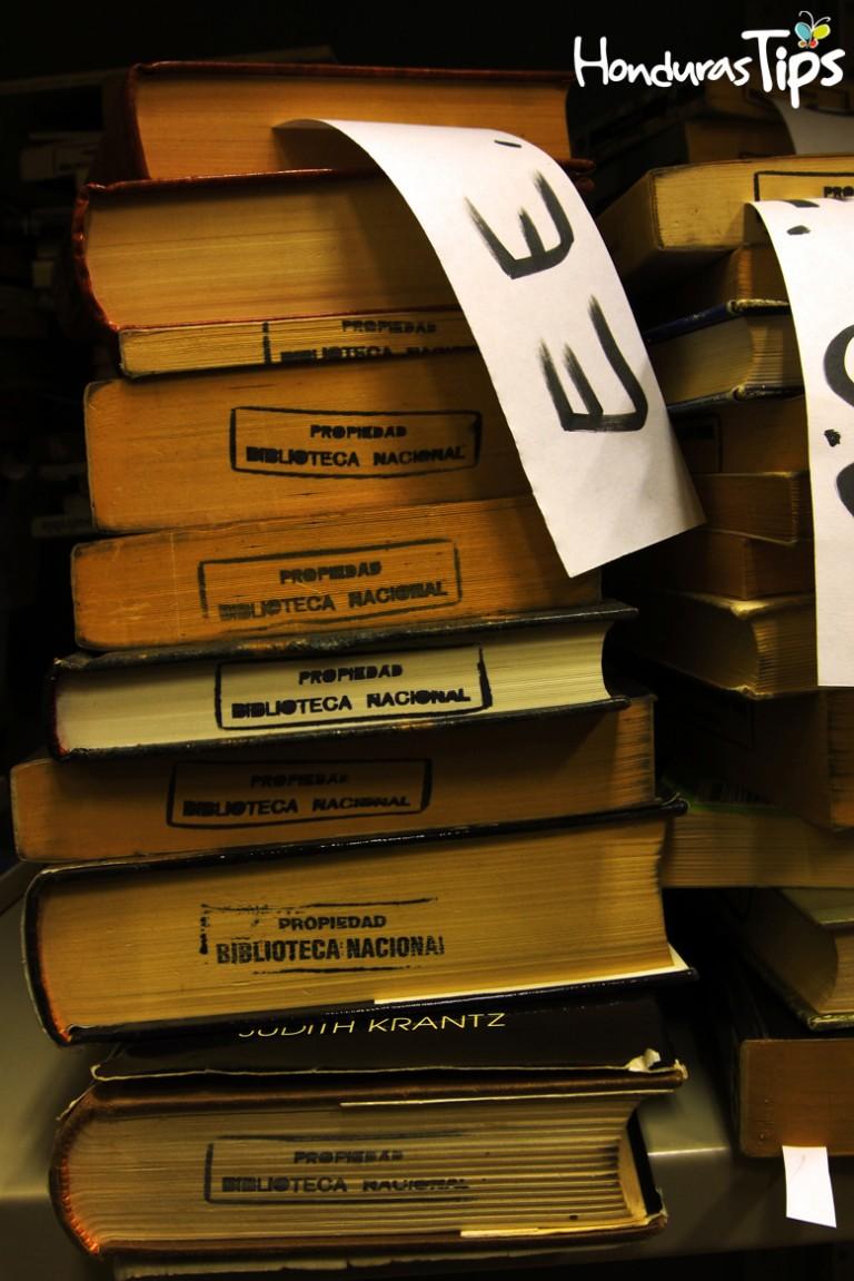 La Biblioteca Nacional es un referente en información.