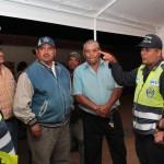 La policía en Honduras causa impresión a turistas