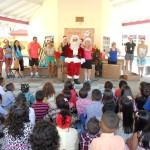 Asociación de Cruceros FCCA celebra Navidad a niños de Honduras