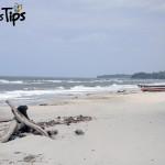 La Ceiba es uno de los primeros puntos de entrada para los turistas que vienen huyendo del clima gélido del norte.