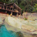 A escasos 100 metros de Jungle River Lodge, encontrará el inicio de Jungle River Canopy Tour.