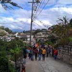 Cedros, Francisco Morazan continúa celebrando su fiesta patronal