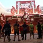Un tiempo de descanso en Copán Ruinas para el elenco y equipo de Barista & Farmer