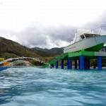 Dese un buen chapuzón y disfrute de un día inolvidable en AquaPark y Club Campestre El Yate.