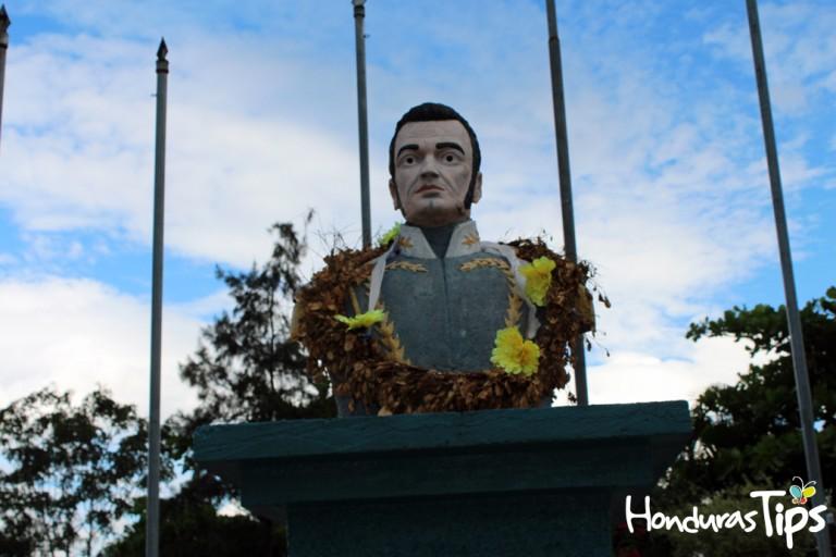 El Parque Morazán es uno de los sitios que no puede dejar de conocer en su visita a La Paz.
