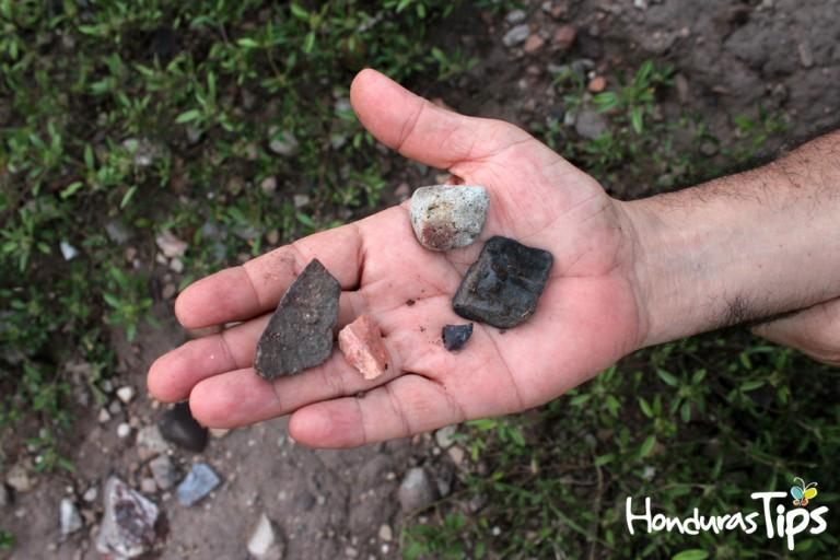El municipio también cuenta con su atractivo arqueológico, el sitio El Chircal en cercanías de Yarumela.