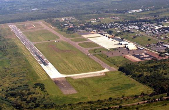 El aeropuerto de Palmerola será uno de los mejores del país.