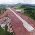 Dos aerolíneas estrenan el aeródromo de Río Amarillo