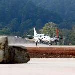 Inicia operaciones aeródromo en Copán