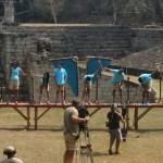 Europeos fueron testigos de la belleza de las Ruinas de Copán