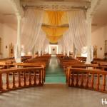 La iglesia de Intibucá ofrece unos de los mejores santuarios en Honduras.