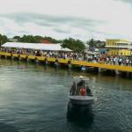 Nueva ruta de ferry unirá en junio la isla de Utila y La Ceiba