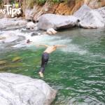 Río Cangrejal, un cofre de tesoros acuáticos