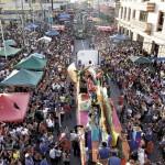 Cronograma de actividades de la Feria Isidra y el Carnaval Ceibeño