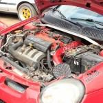 Competencia de 1/4 de Milla es un evento de autos modificados en su motor, no necesariamente en su pintura y exterior.