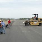 La terminal contará con una pista de asfalto de 1,600 metros de longitud y un edificio para pasajeros.