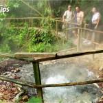 Relájese en el spa adaptado al entorno natural de Sambo Creek Canopy Tour, o dese un chapuzón en su piscina. La experiencia le encantará / Relax in the spa adapted to the natural environment surrounding Sambo Creek Canopy Tour, and swim in their pools. You'll love the experience