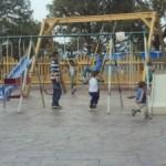 Parque Eco Turístico La Picona cuenta con divertidos y seguros juegos para los menores del hogar.