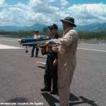 Gran show aéreo en Catacamas, Olancho