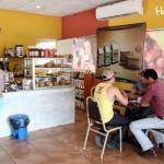 La atención de Coffee Planet en Santa Rosa de Copán, le encantará / You'll love the service of Coffee Planet in Santa Rosa de Copan