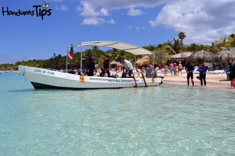 Las actividades recreativas destacan en el ambiente de Islas de la Bahía.