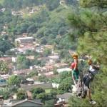 Parque Eco Turístico La Picona cuenta con un canopy de 2 kilómetros de extensión.