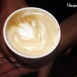 A disfrutar un buen café de Honduras
