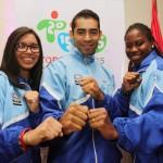 Juegos Panamericanos 2015 cuentan con presencia catracha