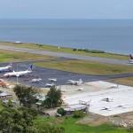 Aeropuerto de Roatán se amplía