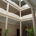 El Centro de Arte y Cultura CAC-UNAH brinda una programación de talleres artísticos de dos ciclos anuales.