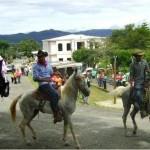 Las diversas actividades realizadas en la feria, son disfrutadas por los pobladores durante todo el día.