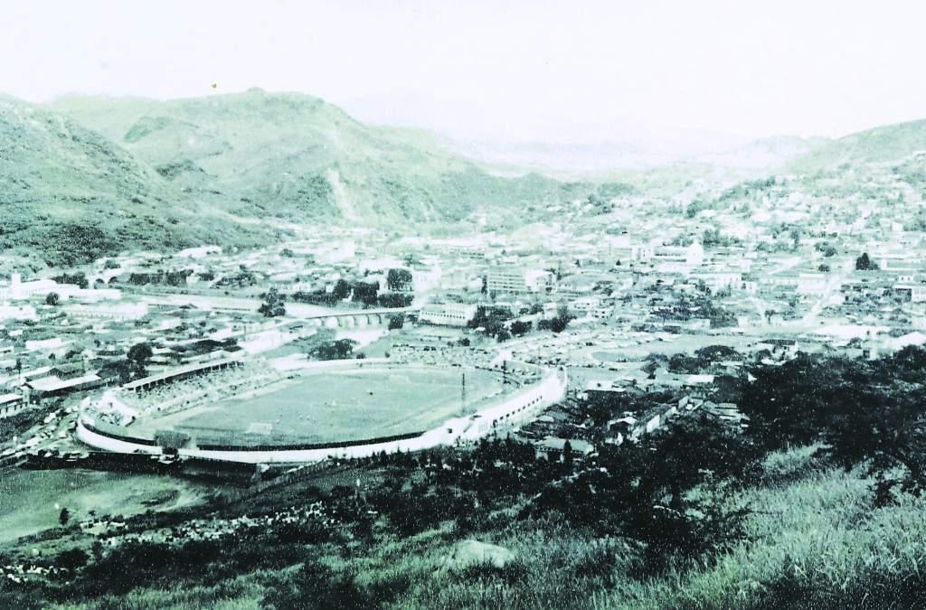 El Estadio Nacional es la sede de encuentros deportivos desde 1948, año de su inauguración.