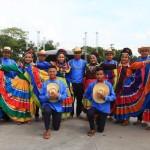 Con kermés conmemoran el Día Mundial del Turismo en San Pedro Sula